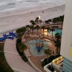 Photo taken at Daytona Beach Regency by Robert R. on 10/17/2014