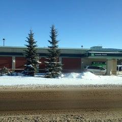 Photo taken at TD Canada Trust by Tim A. on 1/24/2013