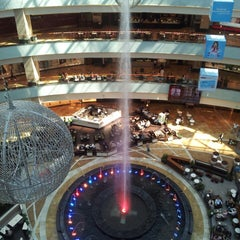 Photo taken at Афимолл Сити / Afimall City by Victor R. on 6/3/2013