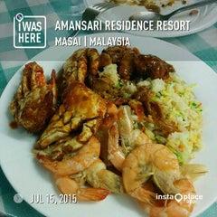 Photo taken at Amansari Residence Resort by Syeikh W. on 7/15/2015