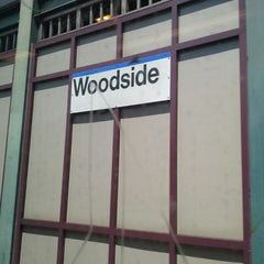 Photo taken at LIRR - Woodside Station by Marc L. on 8/6/2013