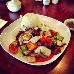 Photo taken at Huynh Restaurant by Matt C. on 7/3/2013
