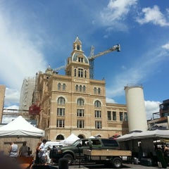 Photo taken at Pearl Farmers Market by Anna Megan R. on 7/20/2013