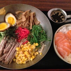 Photo taken at Maru Ichi Japanese Noodle House by Alfred C. on 11/11/2012