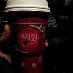 Photo taken at Caribou Coffee by Laurel M. on 12/13/2012