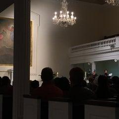 Photo taken at St. Joseph's Roman Catholic Church by Tom S. on 12/7/2014
