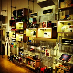Photo taken at Lomography Gallery Store by Saulo M. on 10/6/2012