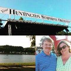 Photo taken at Harris Riverfront Park by Jennifer R. on 6/13/2015