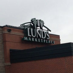 Photo taken at Lunds by Mike K. on 5/21/2013