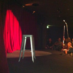 Photo taken at The Comedy Store by James F. on 12/1/2012