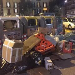 Photo taken at Piazza degli Artisti by Gennaro C. on 3/21/2016
