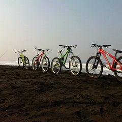 Photo taken at Pantai Kuwaru by Amrantio B. on 5/11/2014
