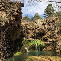 Photo taken at Natural Falls State Park by Addam H. on 3/22/2014