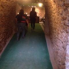 Photo taken at Underground Gardens - Baldasare Forestiere by Eddie R. on 3/8/2014