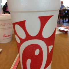 Photo taken at Chick-fil-A by Adam C. on 6/13/2013
