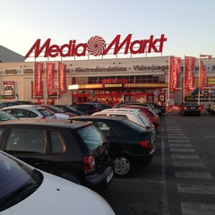 Photo taken at Media Markt Centro Comercial Guadaira by José Luis M. on 9/10/2013