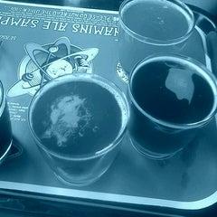 Photo taken at McMenamins Market Street Pub by Carmen H. on 6/3/2013