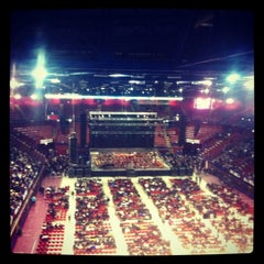 Photo taken at Mediolanum Forum by Silvia Z. on 11/10/2012