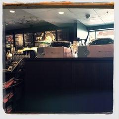 Photo taken at Starbucks by Jen P. on 10/12/2014