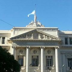 Photo taken at Facultad de Ciencias Económicas (UBA) by Diego P. on 3/6/2013
