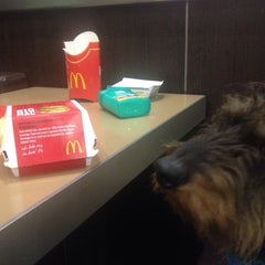 Photo taken at McDonald's by Eveline K. on 9/1/2013