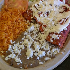 Photo taken at Taqueria Sanchez by Abel on 9/18/2012