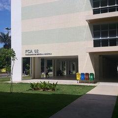Photo taken at Faculdade de Ciências Agrárias - Universidade Federal do Amazonas by Douglas M. on 8/1/2013