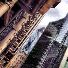 Photo taken at Lloyd's of London by Ardvark on 4/22/2013