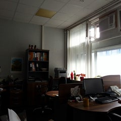 Photo taken at БЦ «Александровский» by Irina on 8/26/2013