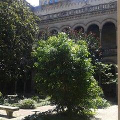 Photo taken at Facultat de Matemàtiques UB by Hispanalia E. on 7/2/2013