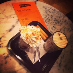 Photo taken at Caffènation by Greet G. on 11/9/2014