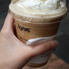 Photo taken at Starbucks by vanessa a. on 3/5/2015
