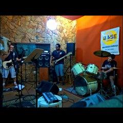 Photo taken at Base A Estúdio by Thiago M. on 12/16/2014