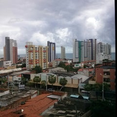 Photo taken at Praia Centro Hotel Fortaleza by Luana A. on 6/25/2013