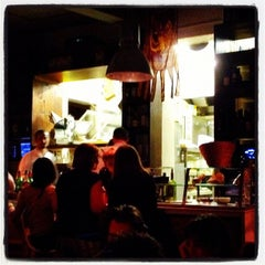 Photo taken at Ombra by Robin G. on 9/21/2012