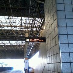 Photo taken at Terminal Santo Amaro by Roselaine C. on 5/26/2013