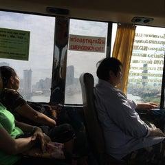 Photo taken at Rama III Bridge by a. n. on 5/21/2016