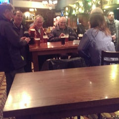 Photo taken at The Childwall Fiveways Hotel (Wetherspoon) by Mel J. on 11/10/2013