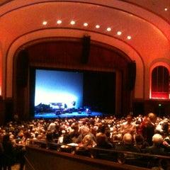 Photo taken at IU Auditorium by Eric S. on 3/18/2013