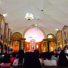 Photo taken at St John the Baptist Parish Church by Weng T. on 8/23/2015