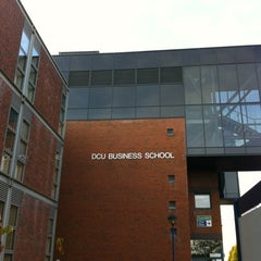 Photo taken at DCU Business School by Pauline S. on 11/6/2012