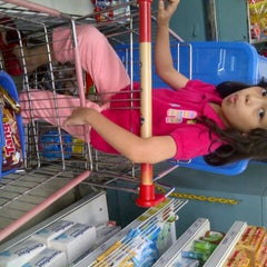 Photo taken at Carrefour Express by Fikaaaaa H. on 10/28/2012