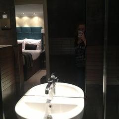 Photo taken at Park Avenue Belgravia Hotel by Kristine P. on 6/7/2013