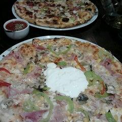 Photo taken at Azzurro Pizza by Andra I. on 12/1/2013