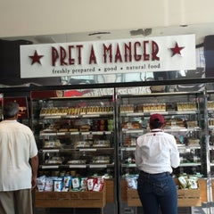 Photo taken at Pret A Manger by Naif A. on 6/24/2013