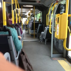 Photo taken at Bus 76 by Glenn U. on 7/5/2013