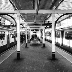 Photo taken at Richmond Railway Station (RMD) by Andrew W. on 2/7/2013
