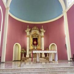 Photo taken at Templo Votivo do Santíssimo Sacramento by Matheus F. on 11/21/2015