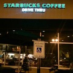 Photo taken at Starbucks by Michael M. on 10/1/2013