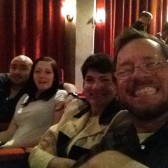 Photo taken at Off Broadway Theatre Inc. by Tory D. on 3/29/2014